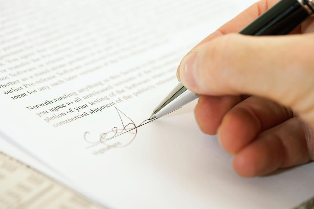 Как написать доверенность на почту