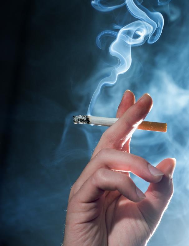 избавиться табачного запаха изо рта