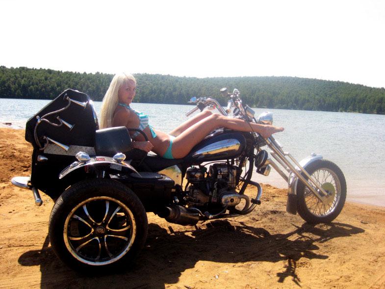 Как сделать мотор для мотоцикла 487
