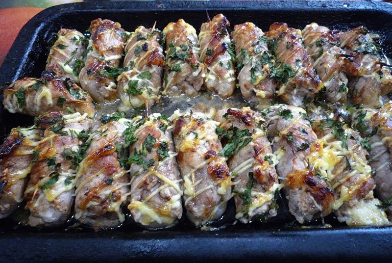 грудинка из говядины рецепт в духовке