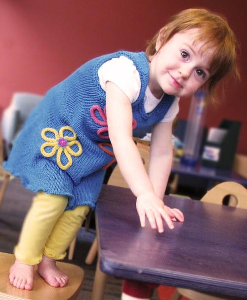 Как сшить платье для дочки