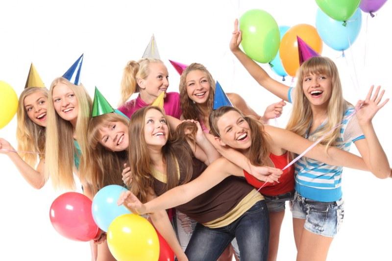 Конкурсы на день рождения для молодёжи