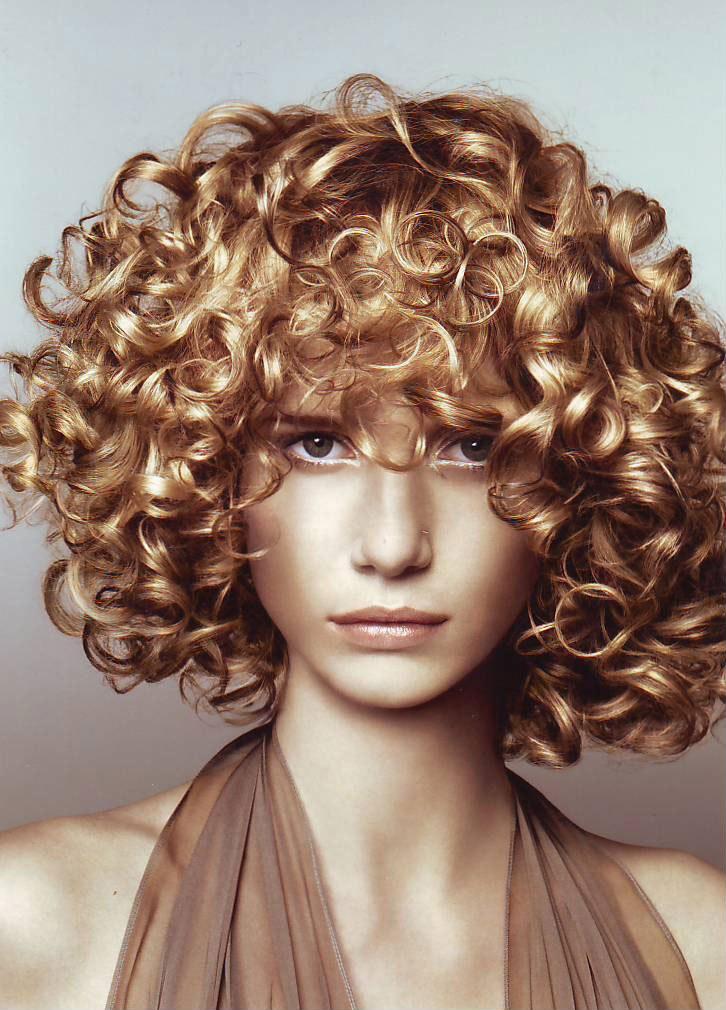 Как можно завить волосы - 315