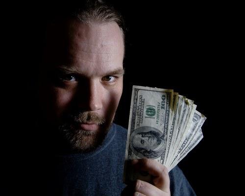Получение денег и погашение долга