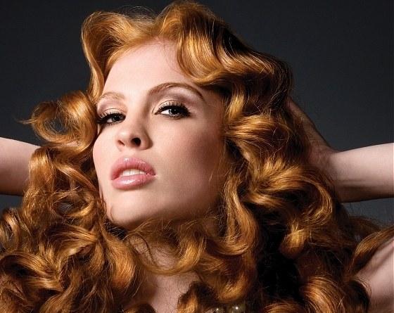 Как красиво накрутить волосы