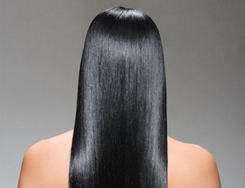Смывать масло волос бальзам