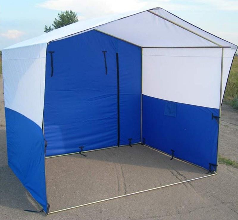 Как сам сделать торговая палатка