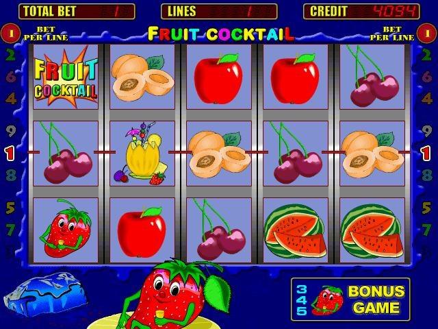 Как выиграть в игровом автомате клубника