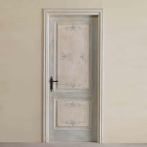 Обновить старые двери 105