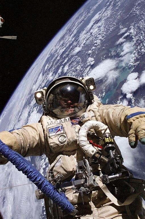 Как сделать костюм космонавта фото 884