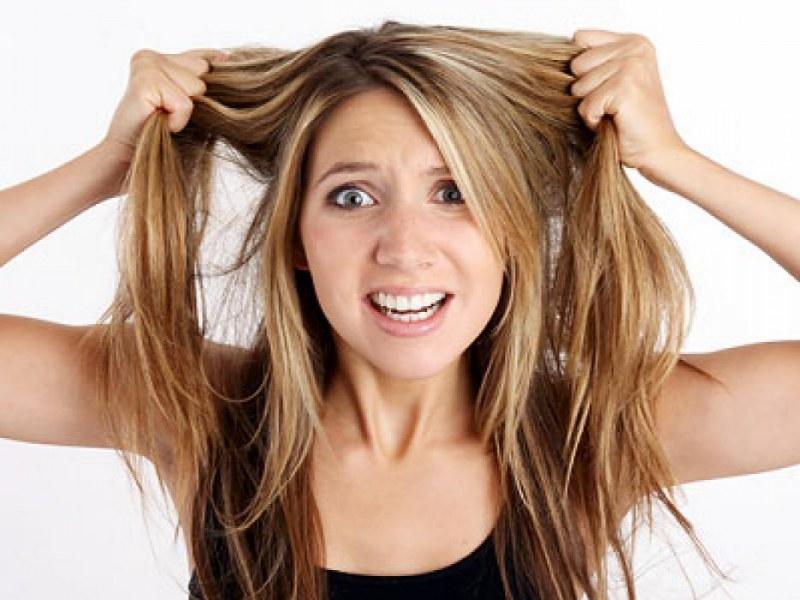 Как можно подстричь волосы средней длины фото - b