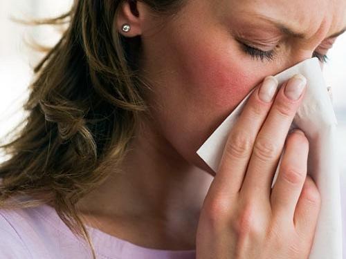 как выглядит аллергия на хлорку