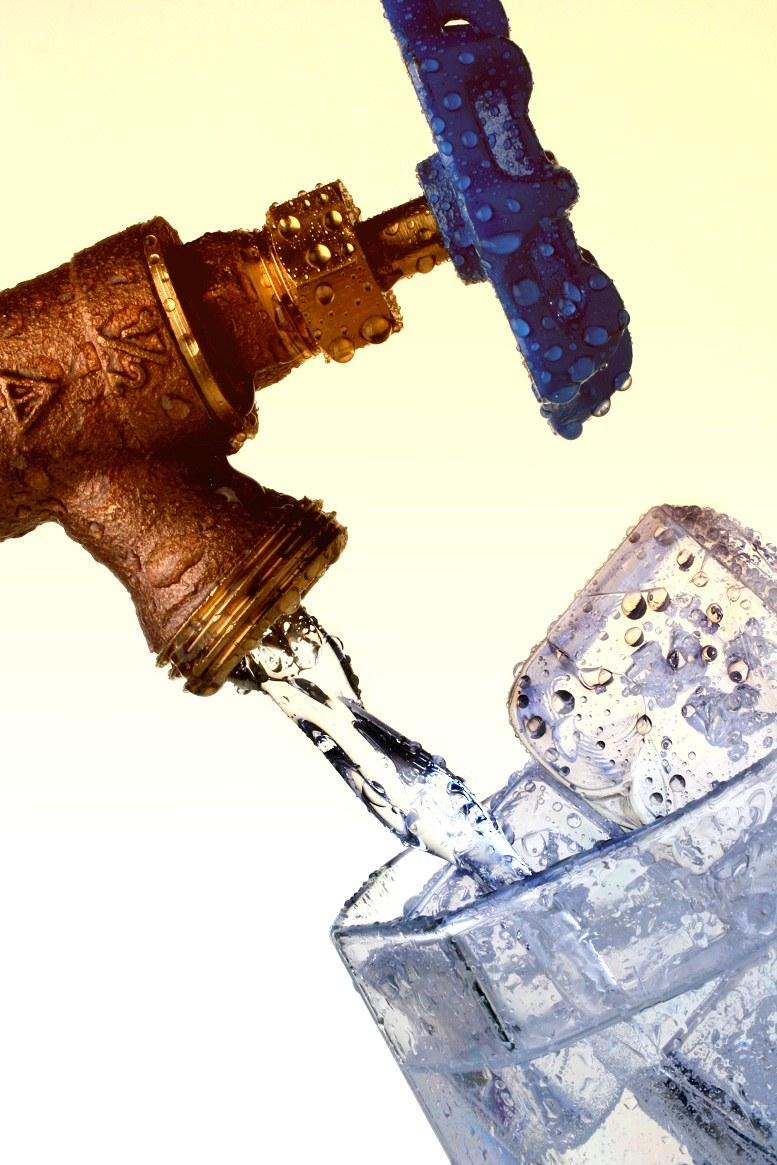 Талая вода как ее сделать