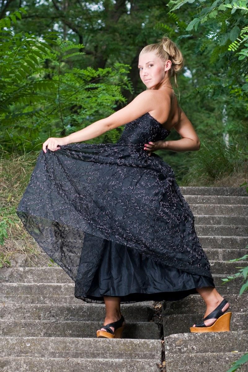 Сделать платье без выкройки