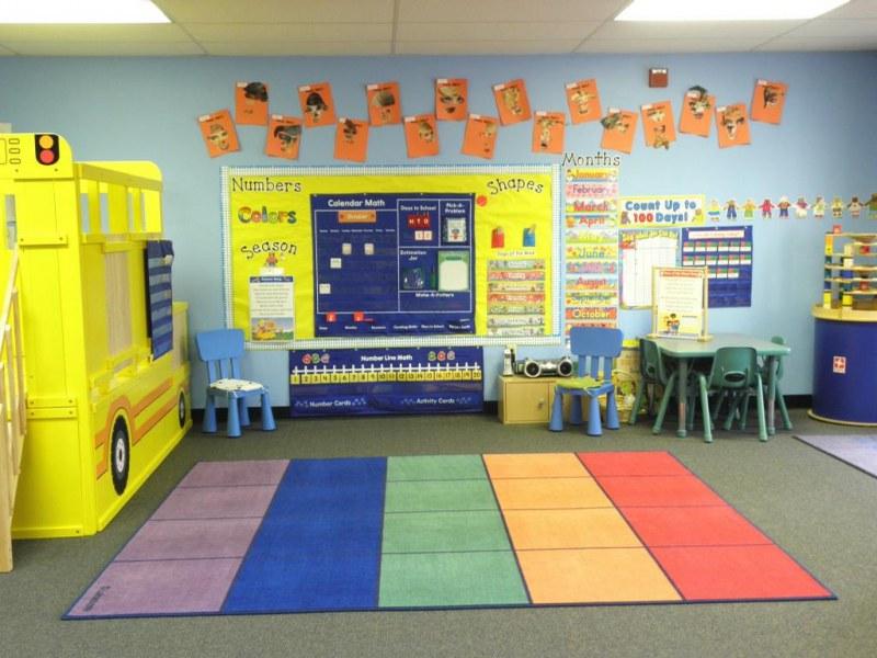 Обустроить группу в детском саду своими руками