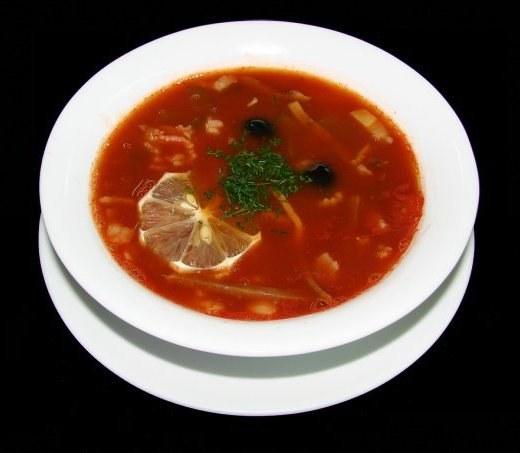 с чем сварить суп простой рецепт