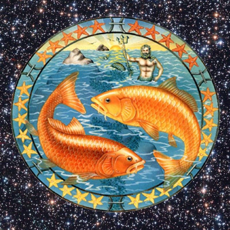 Картинка рыбы знак зодиака