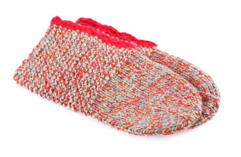 Вязать носки начинающим