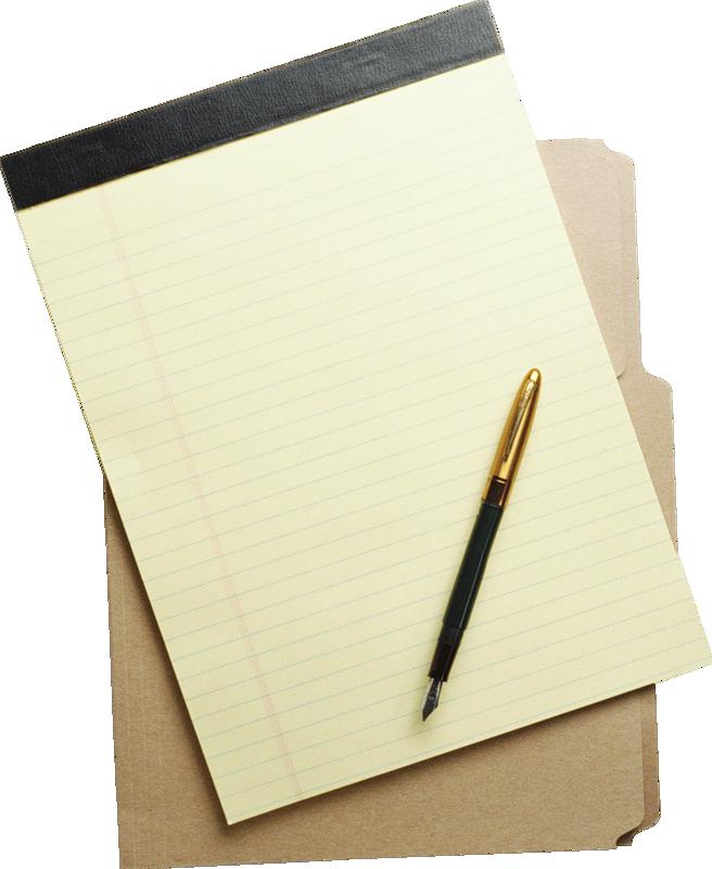 Как написать директору записку