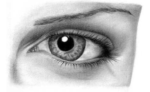 Как нарисовать глаза человека карандашом как нарисовать