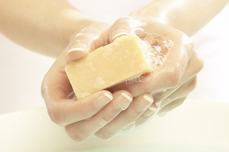 Как отмыть супер клей