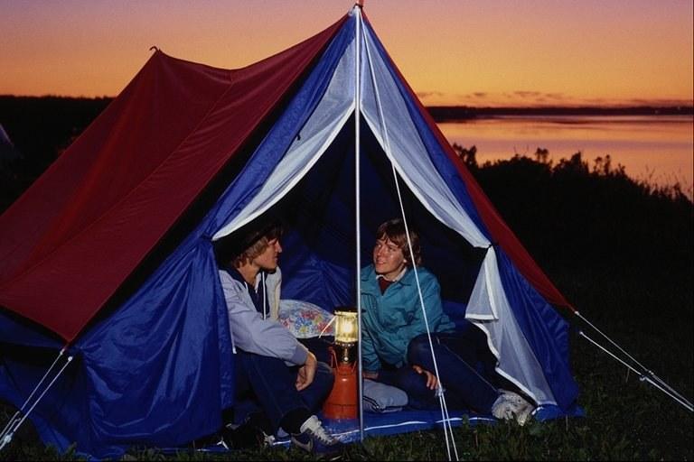 Как сделать так чтобы в палатке было тепло
