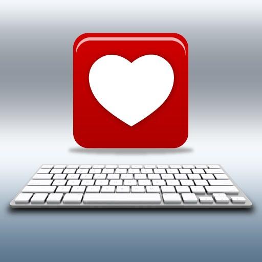 Как на клавиатуре сделать сердце :: таблица знаков которых ...: http://www.kakprosto.ru/kak-129374-kak-na-klaviature-sdelat-serdce