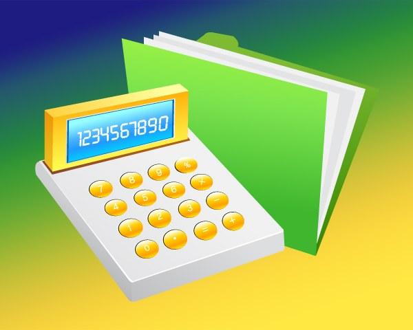 Как сделать процент на калькуляторе