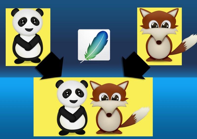 Как объединить фотки в Фотошопе :: как объединить две ...: http://www.kakprosto.ru/kak-131401-kak-obedinit-fotki-v-fotoshope