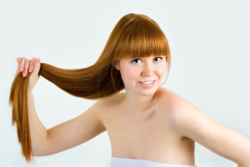 Как вырастить волосы в домашних условиях детям