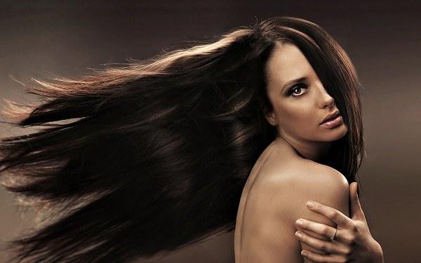 Как добиться блеска волос народными средствами