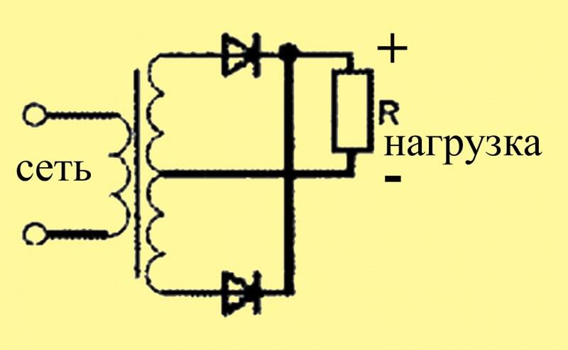 Как сделать из переменного тока постоянный 24 вольта