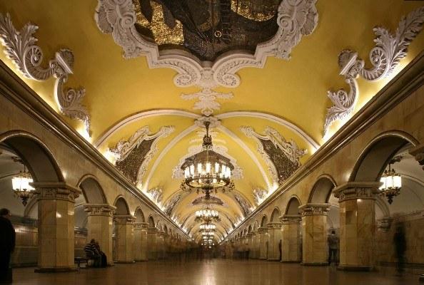 метро знакомое и незнакомое