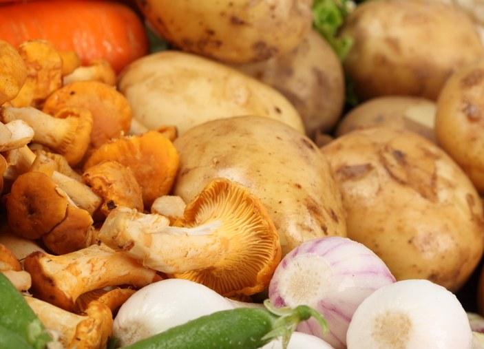 Перец фаршированный овощами и рисом рецепт с фото