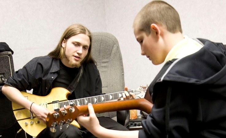 игры гитара рок