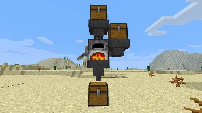 Как сделать ресурсы в minecraft 244