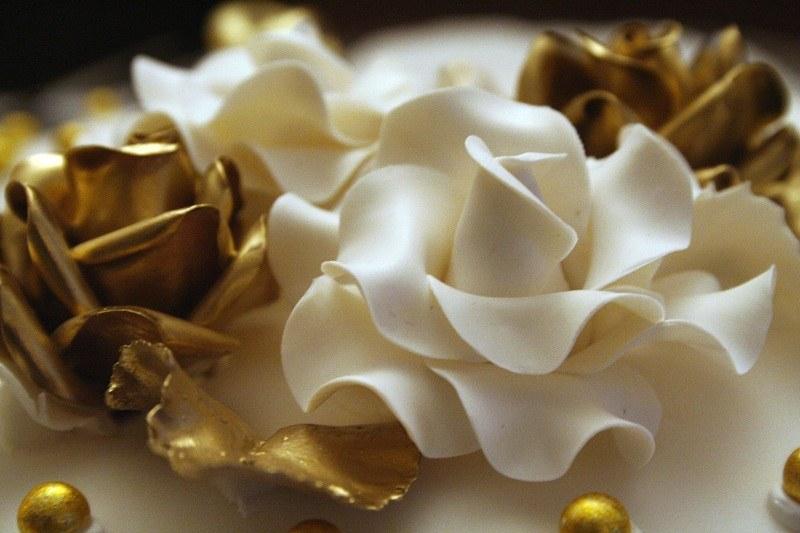 Цветы для торта своими руками из мастики