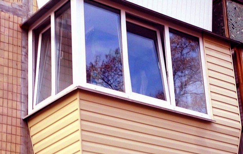 """Как остеклить балкон в """"хрущевке"""" ?? как застеклить балкон св."""