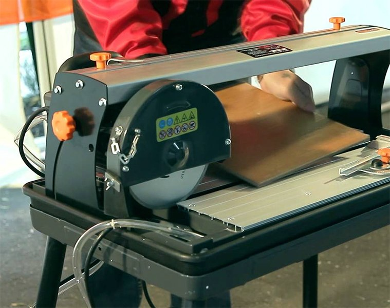 Электрический плиткорез с водяным охлаждением: какой Плиткорез электрический своими руками