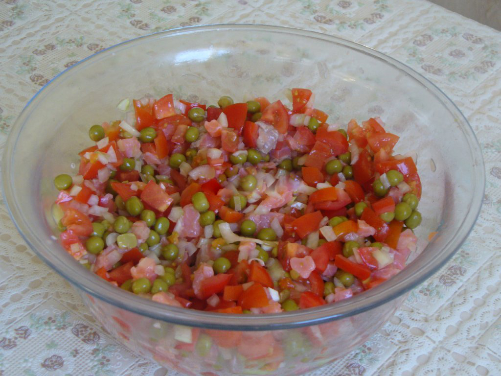 амурский салат рецепт с фото вся