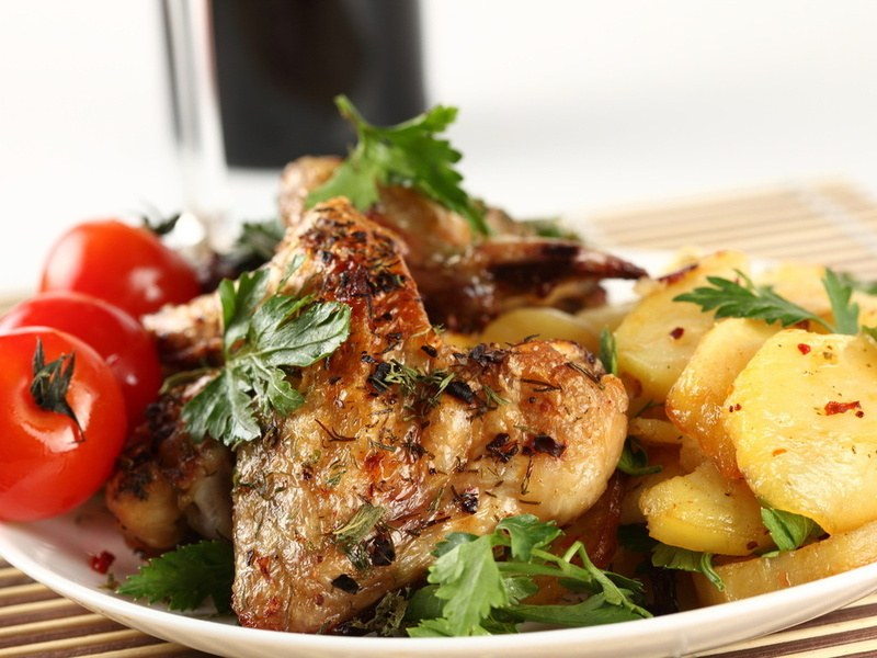 какие продукты помогают похудеть в ногах