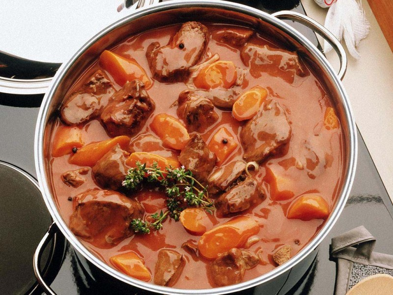 Рецепты приготовления мясо