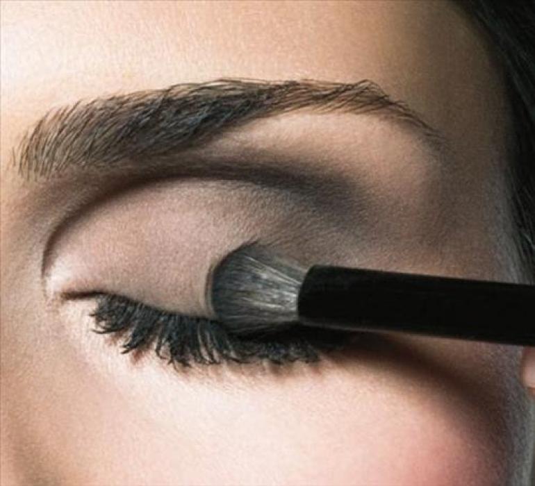 популярный картинки как наносить тени на глаза как