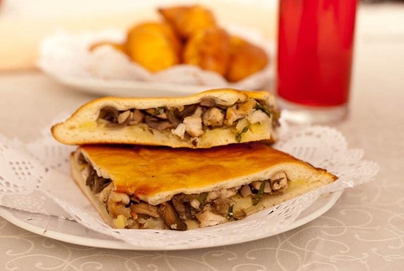 Блюда кавказской кухни из мяса с фото