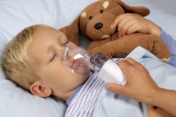 чем дышать через небулайзер при аллергии