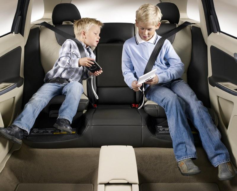 До какого возраста нужно детское кресло
