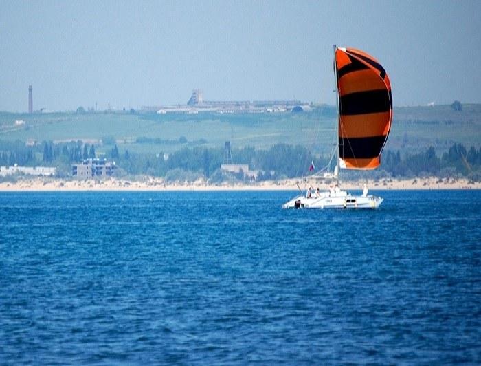 Пляжи в черноморском 75