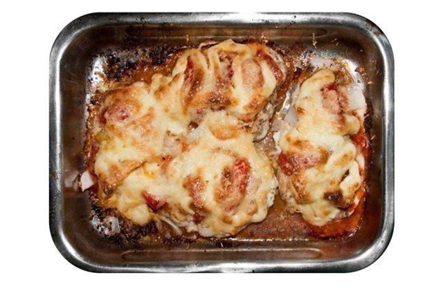 рецепт треска в духовке под сыром в духовке рецепт