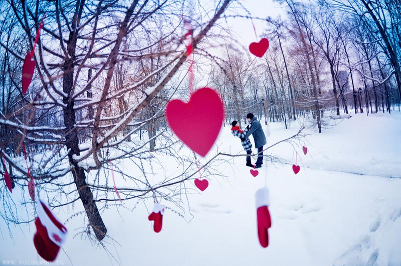ИДЕИ для фотосессии Love Story Фотография