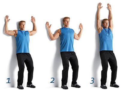 Упражнение калланетики на выносливость